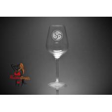 BDSM Wine Glass - BDSM