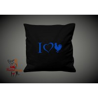 Cushion Cover - I Love Cock