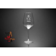Wine Glass - Vixen