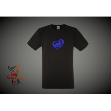 Mens T-Shirt - I Love BBW