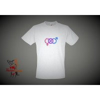Mens T-Shirt - Straight With A Kink