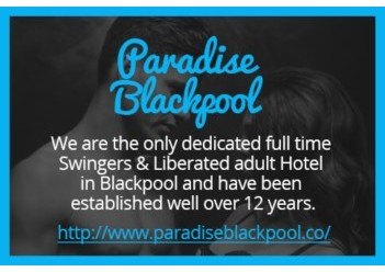paradise blackpool