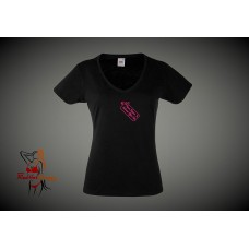 Lady Fit T-Shirt - Please Return To Husband After Use