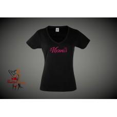 Lady Fit T-Shirt - Vixen