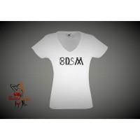 BDSM Lady Fit T-Shirt - BDSM